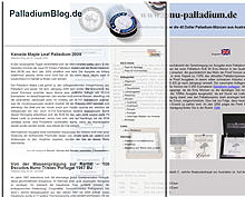 Fussion PalladiumBlog.de und Emu-Palladium.de